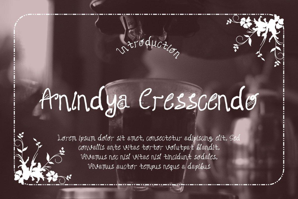 Anindya Cresscendo example image 1