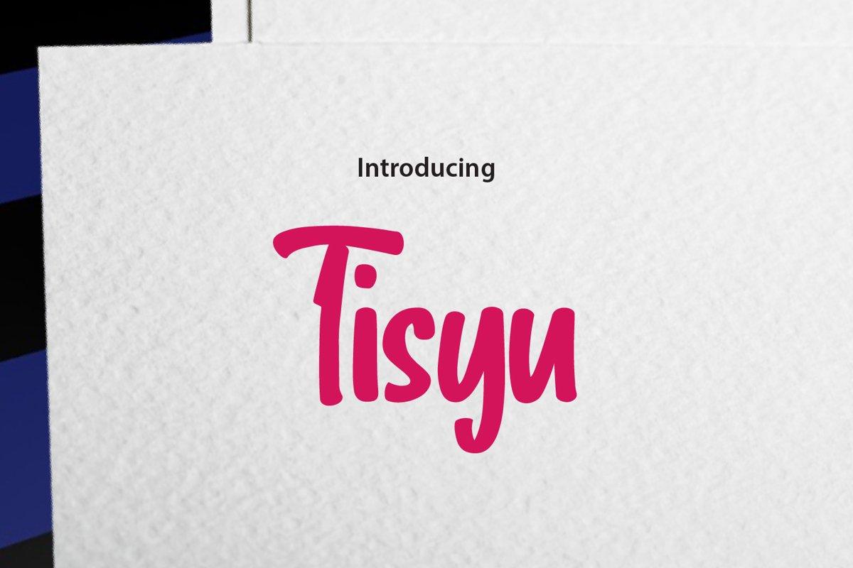Tisyu example image 1