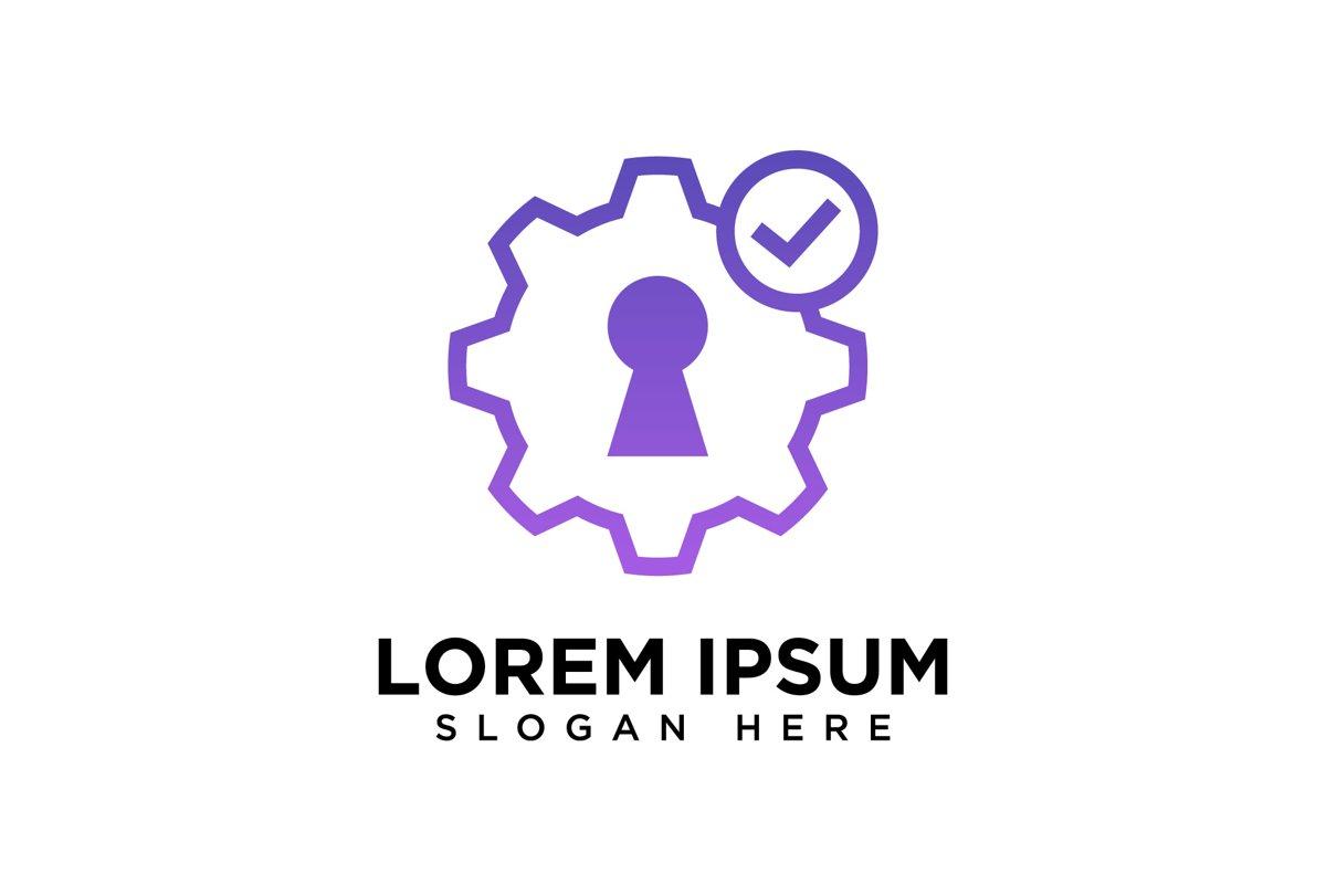 Smart Lock Logo example image 1