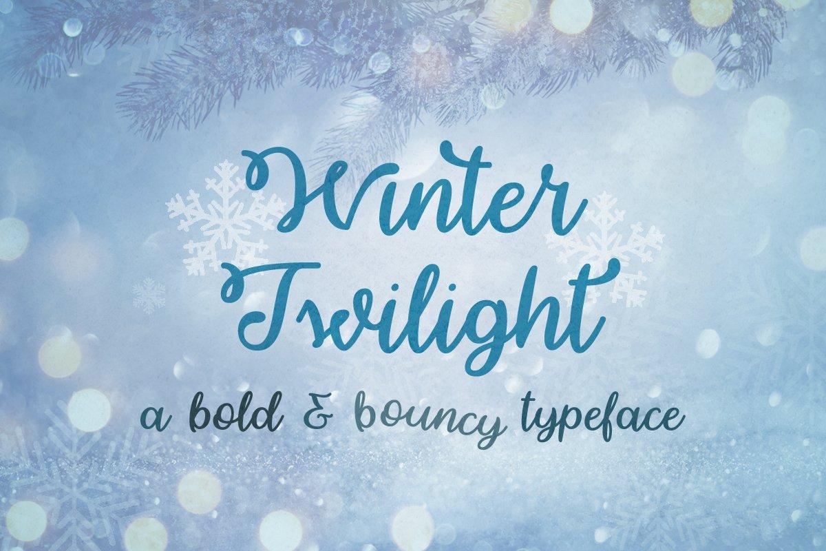 Winter Twilight example image 1