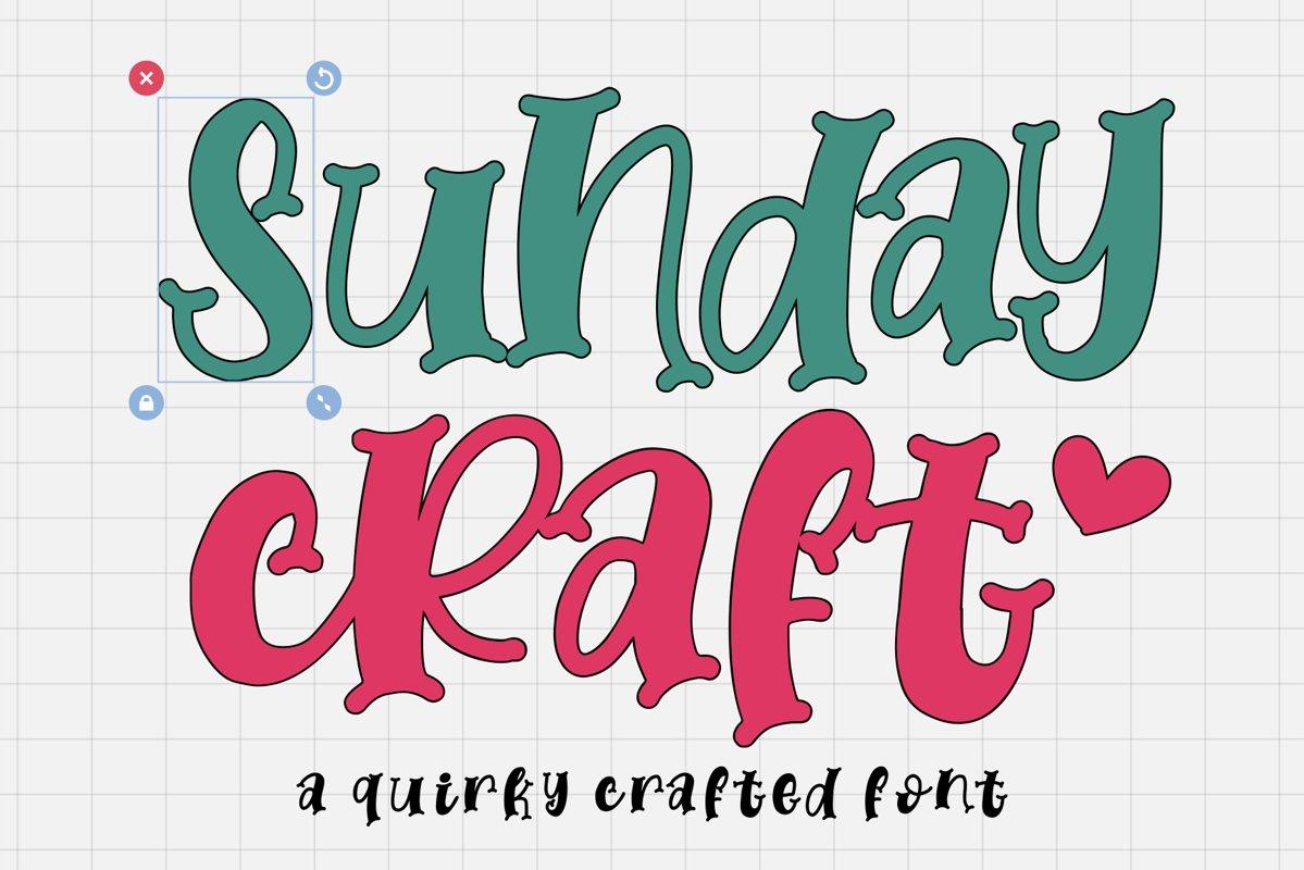 Sunday Craft example image 1