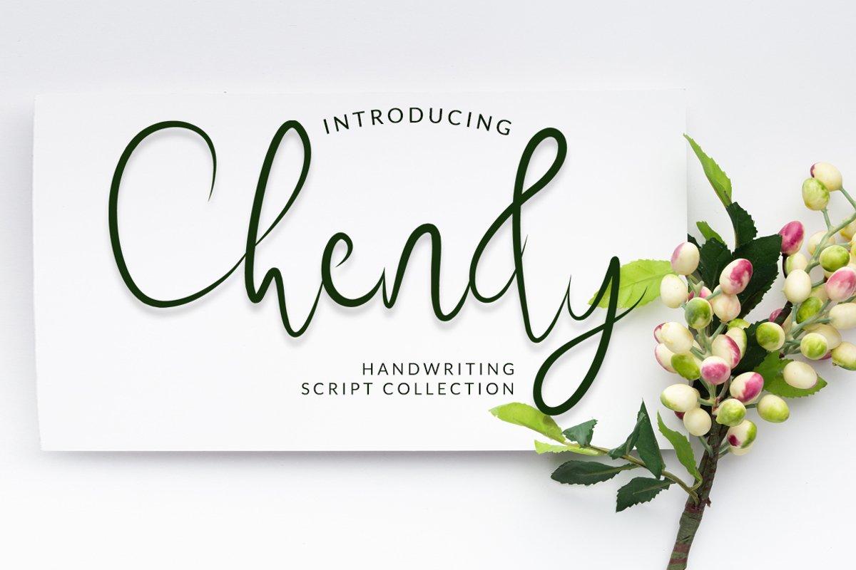 Chendy example image 1