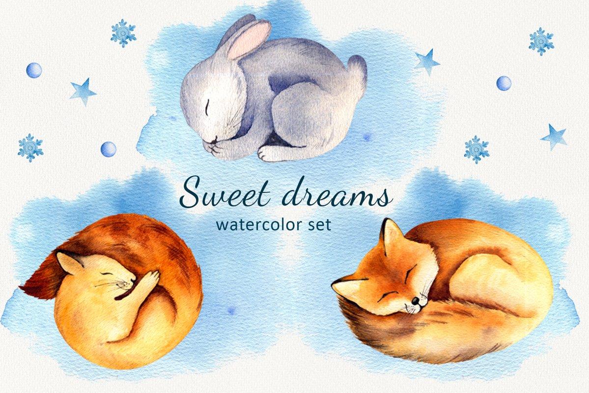 Sweet dreams example image 1