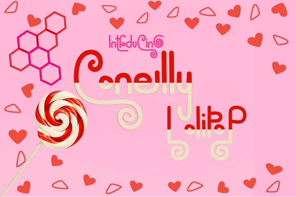 Conelly LollipoP example image 1