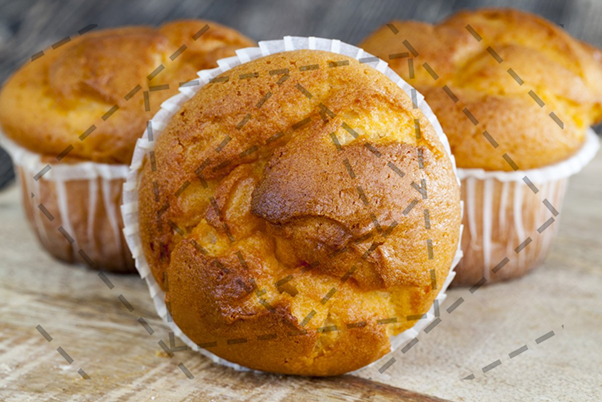 fresh flavored muffins example image 1