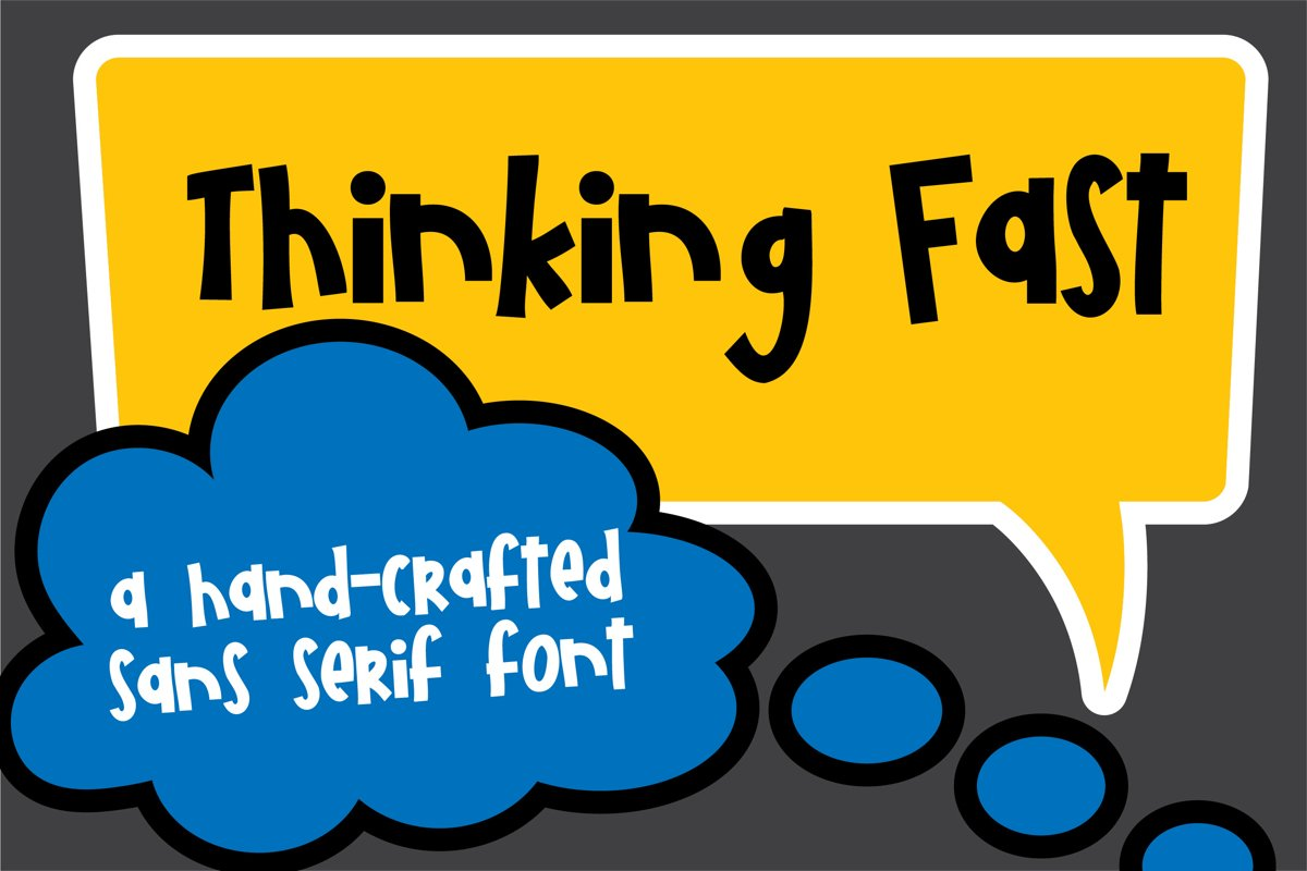 PN Thinking Fast example image 1