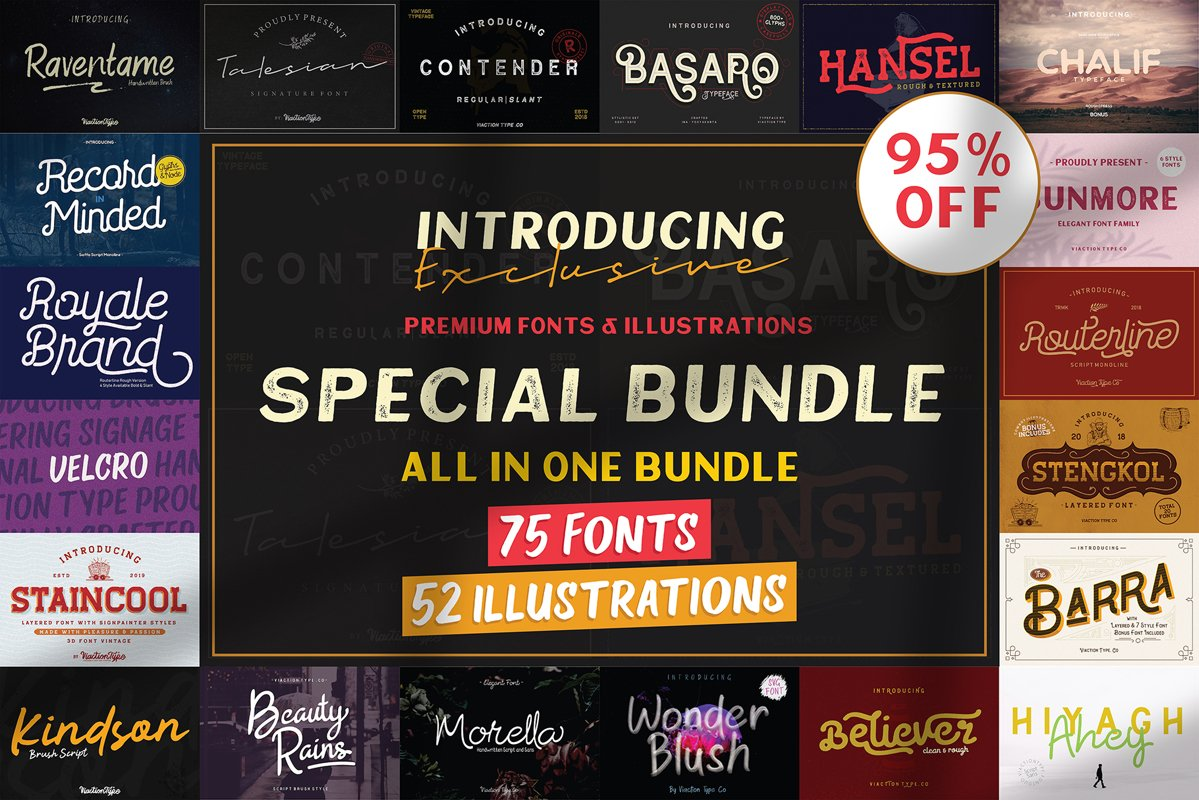 The Special Bundle - Entire Shop example image 1