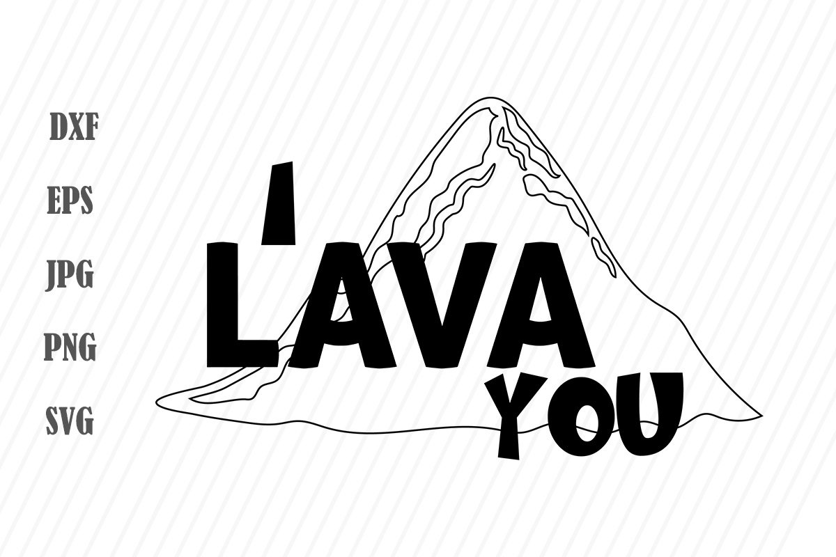 I Lava You example image 1