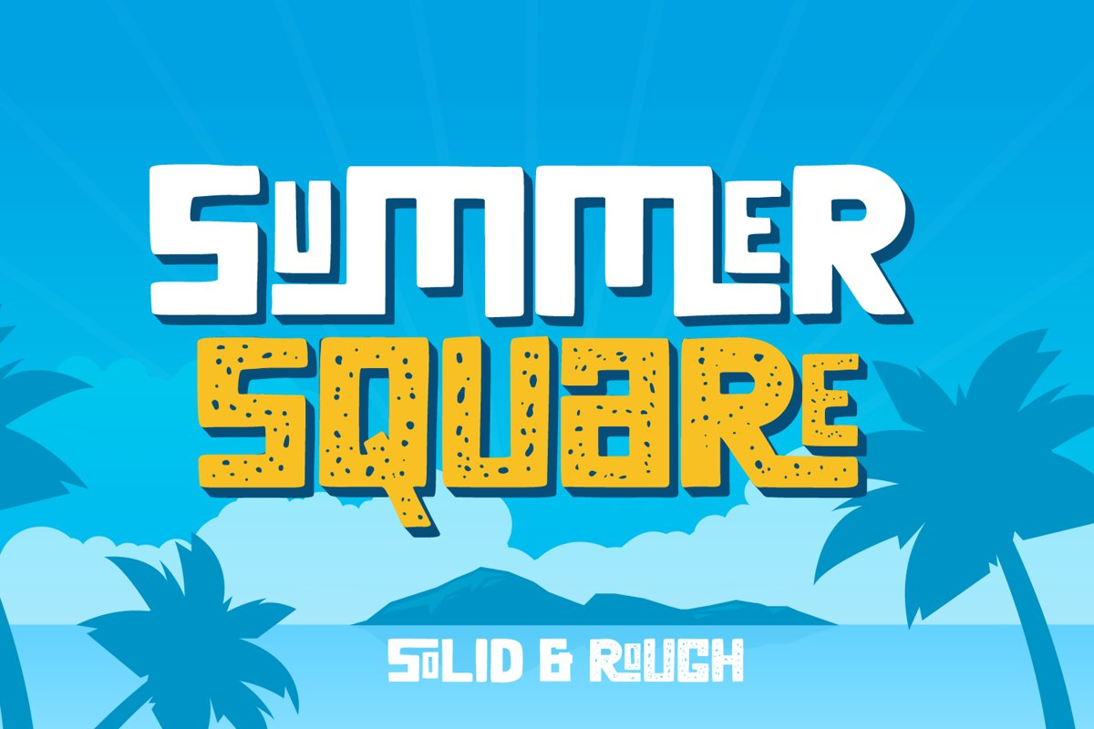 Summer Square example image 1