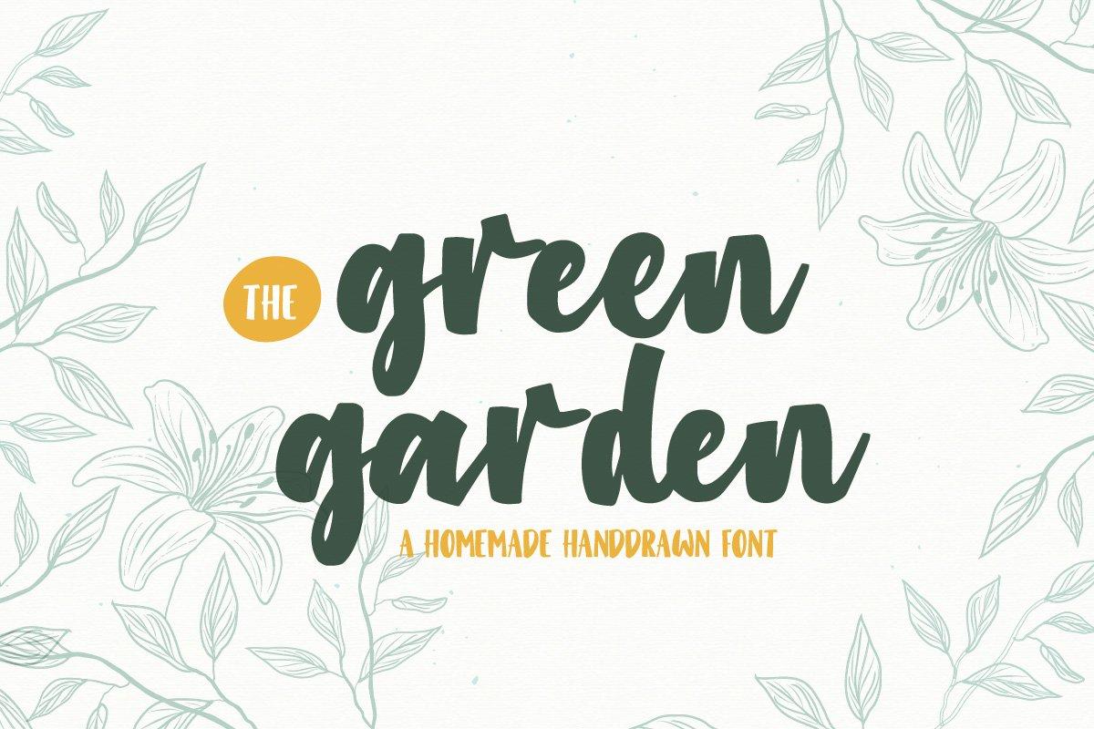 Green Garden example image 1