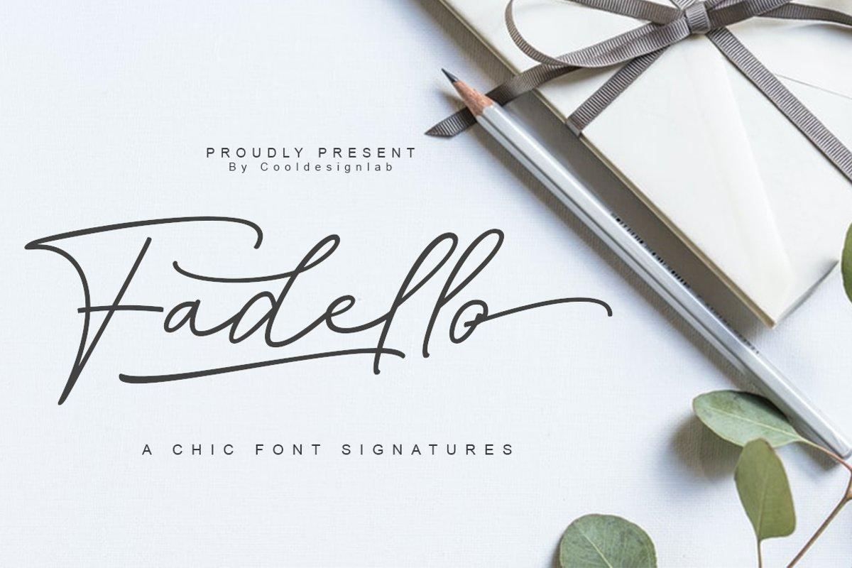 Fadello example image 1