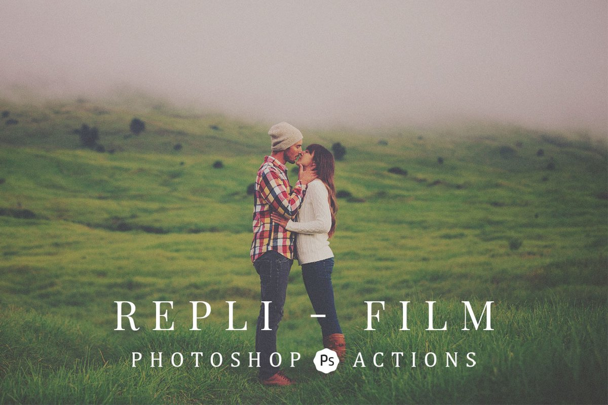 Repli-Film Action Collection example image 1