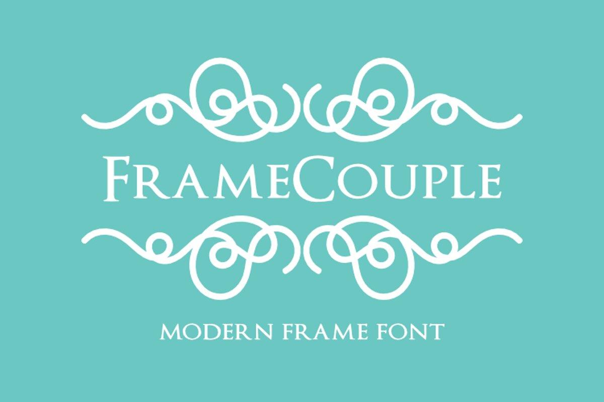 Frame Couple example image 1