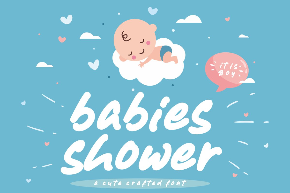 Babies Shower example image 1