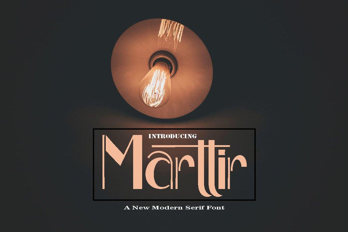 Marttir example image 1