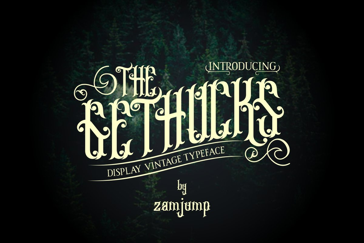 The Gethucks example image 1