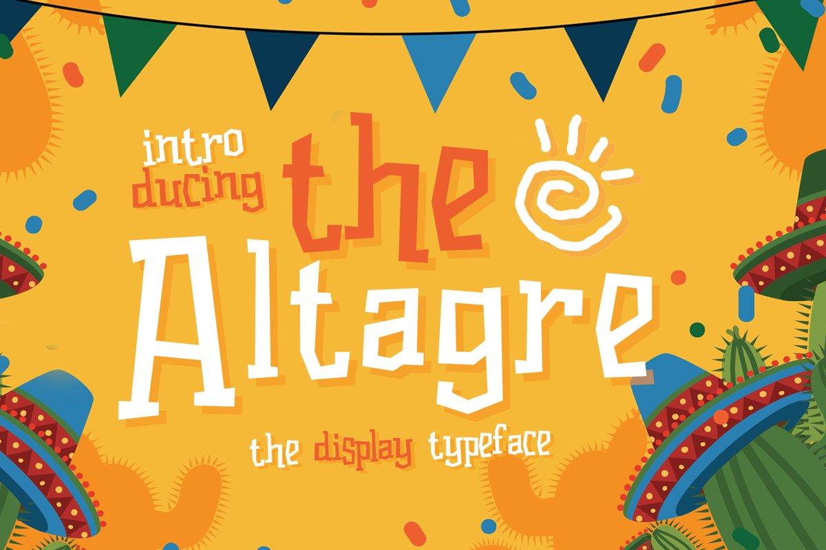 Altagre example image 1