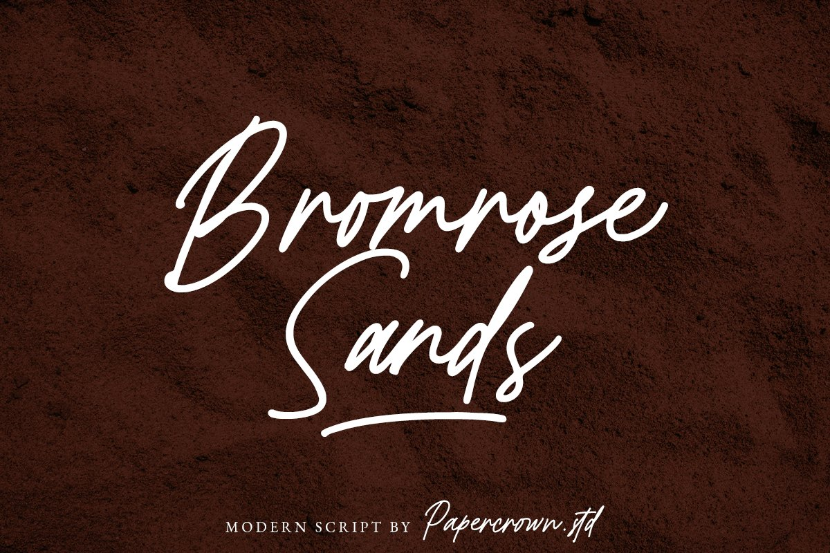 Bromrose Sands Signature example image 1