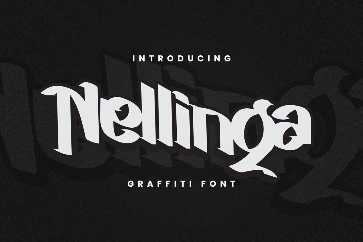 Nellinga Font example image 1