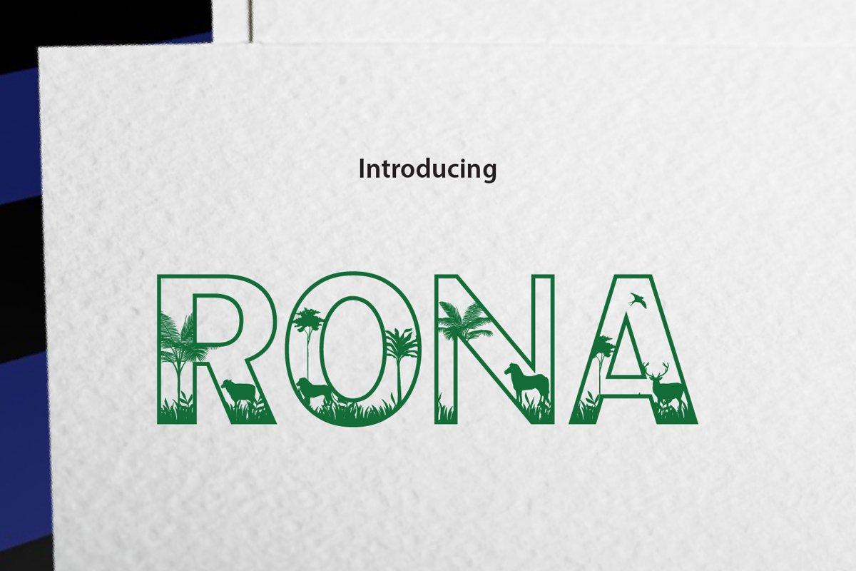GORONA example image 1