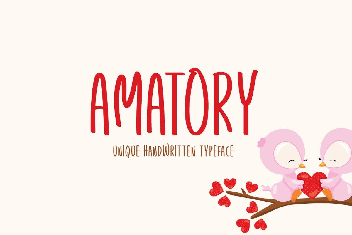 Amatory example image 1