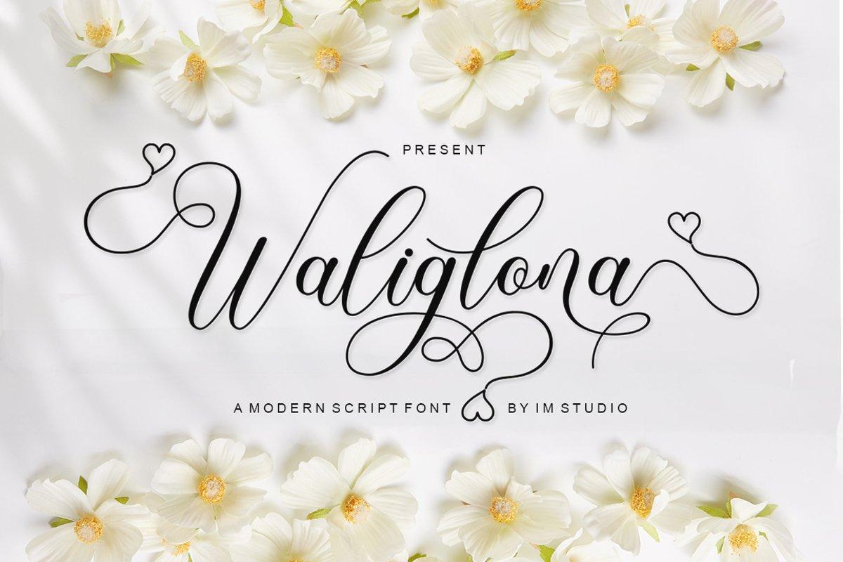 Waliglona example image 1