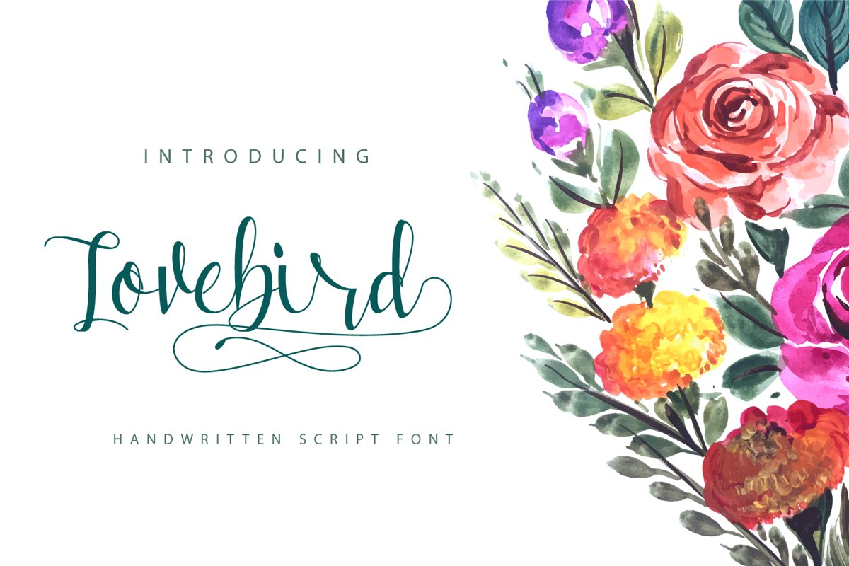 Lovebird example image 1