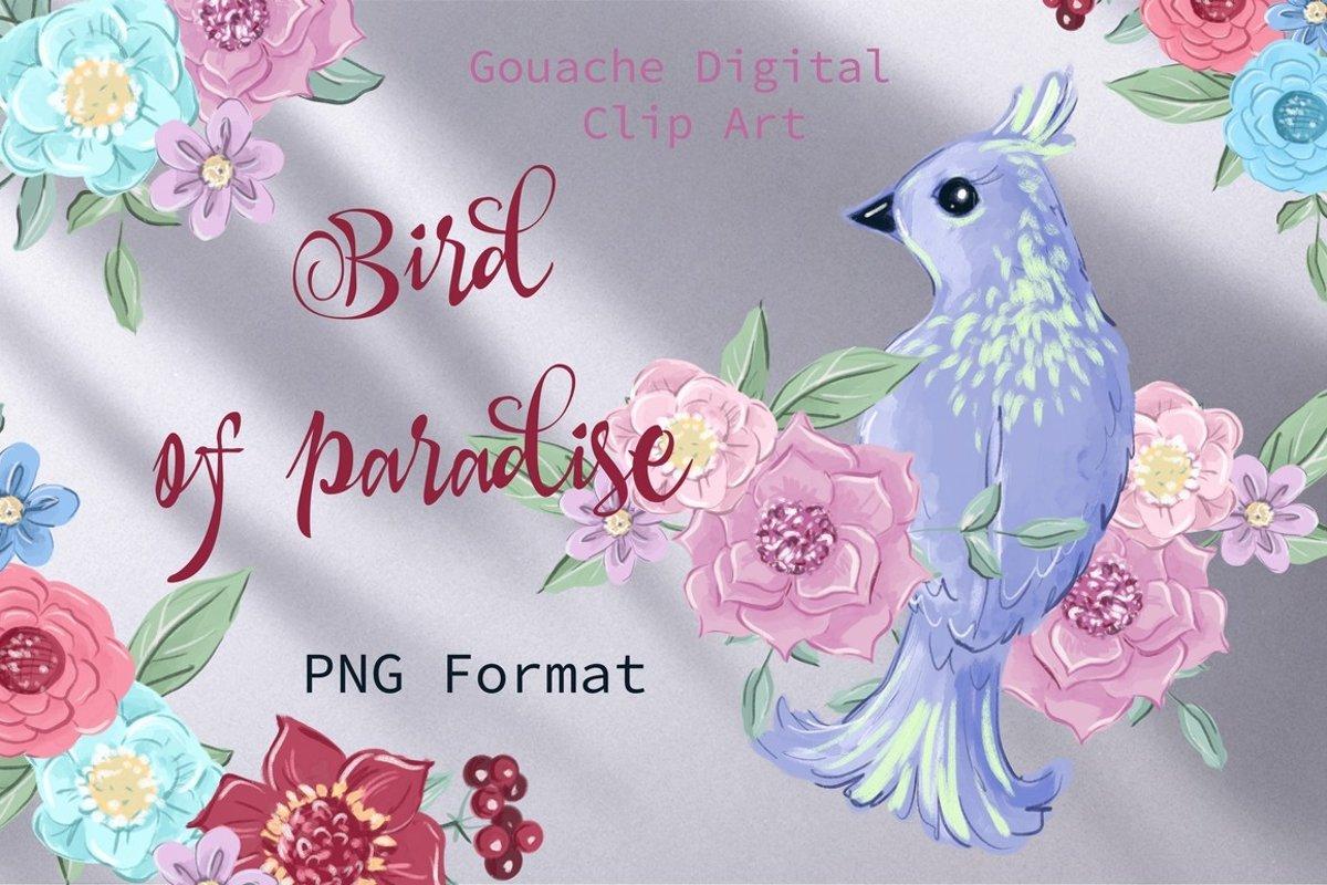 Bird of Paradise example image 1