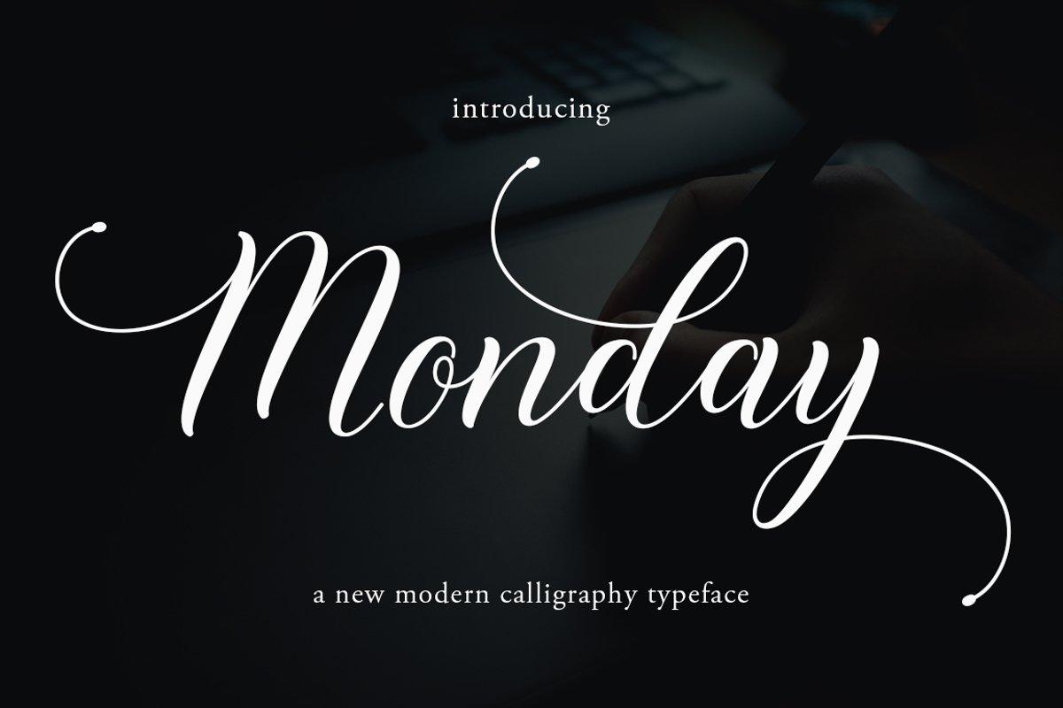 Monday example image 1