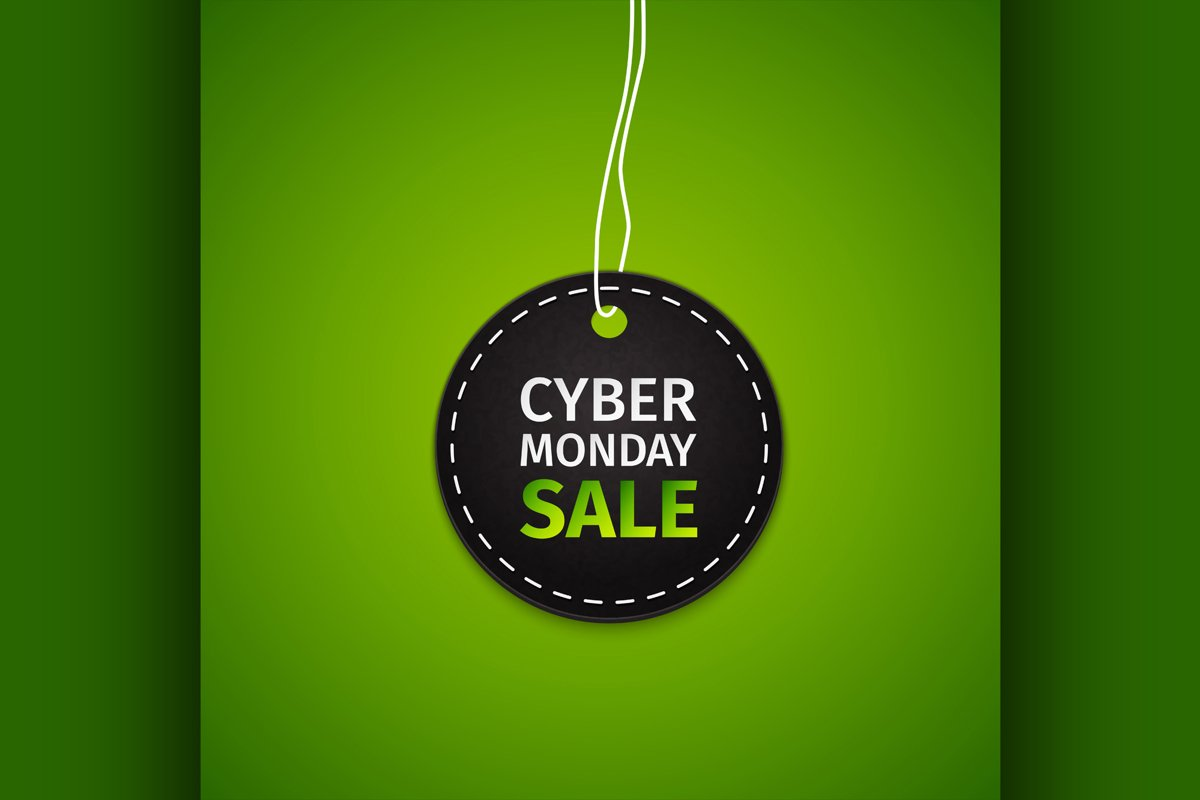 Cyber monday Sale example image 1