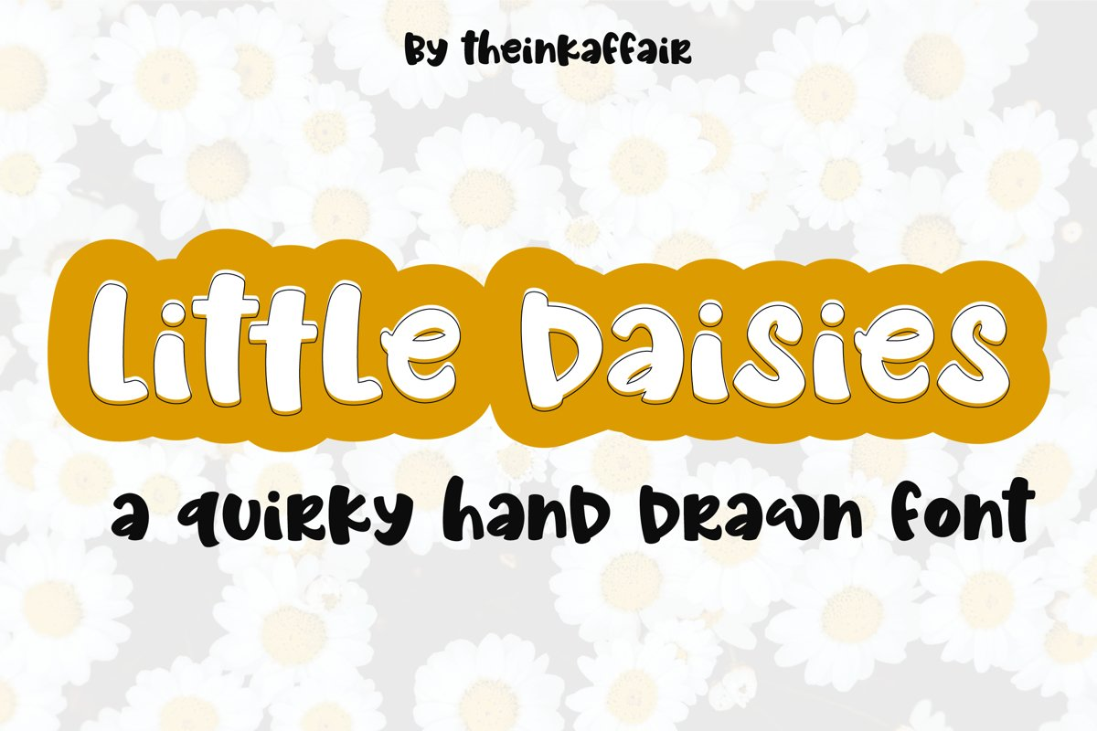 Little Daisies example image 1