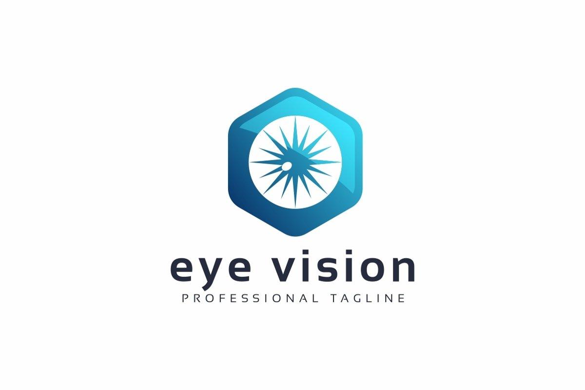 Eye Vision Logo example image 1