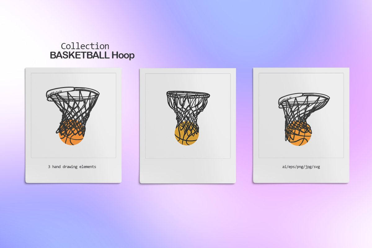Collection Basketball Hoop example image 1