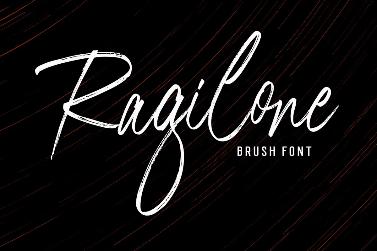 Ragilone Brush example image 1