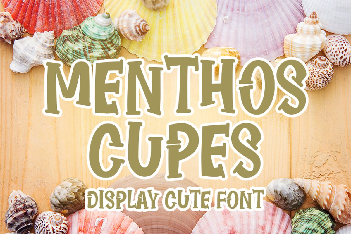 Menthos cupes example image 1