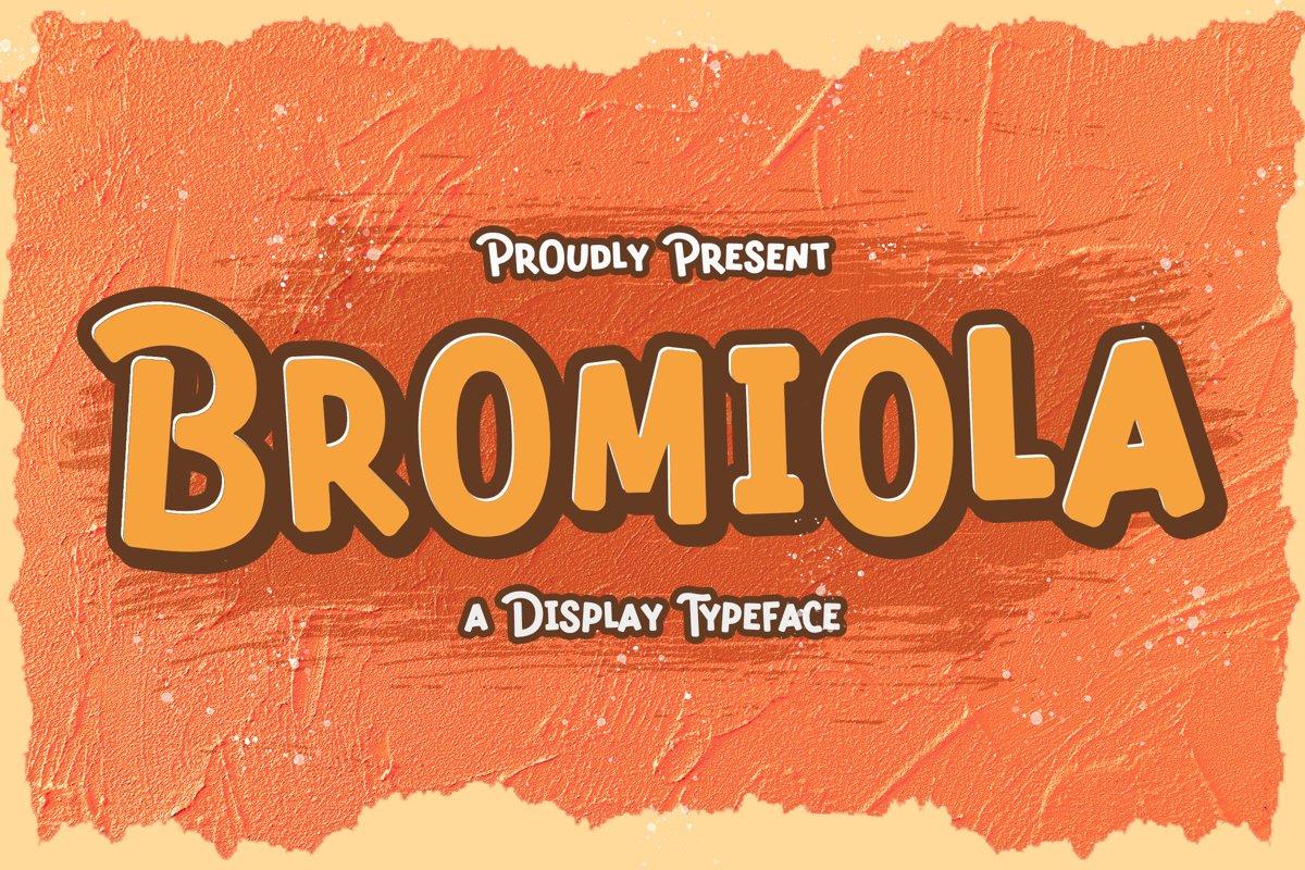 Bromiola example image 1