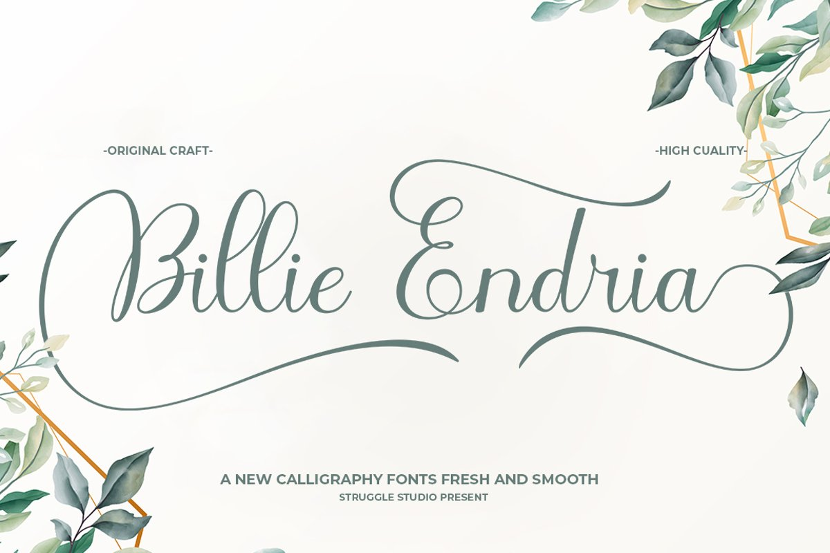 Billie Endria example image 1