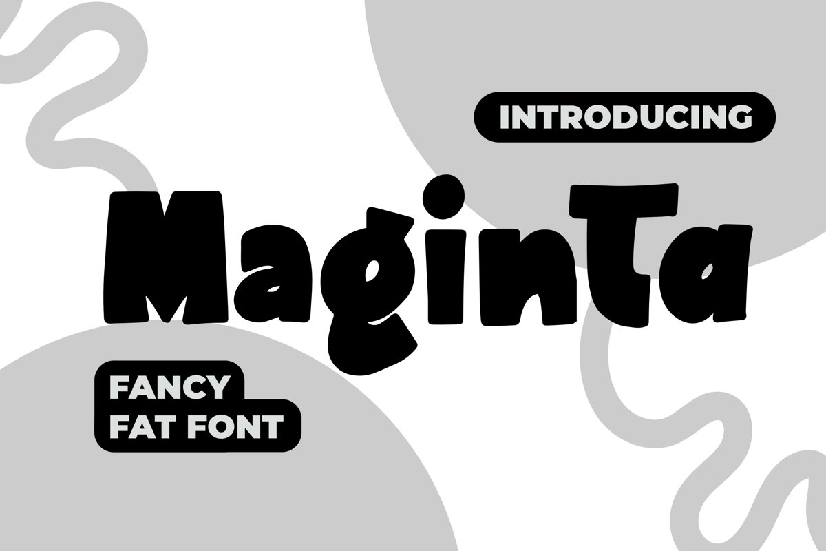 Maginta - Fancy Fonts example image 1