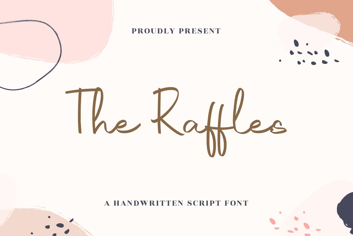 The Raffles example image 1