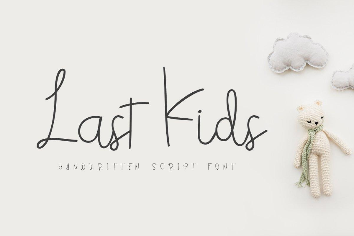 Last Kids example image 1