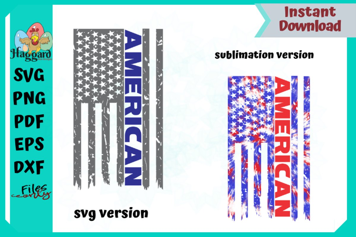American Flag example image 1