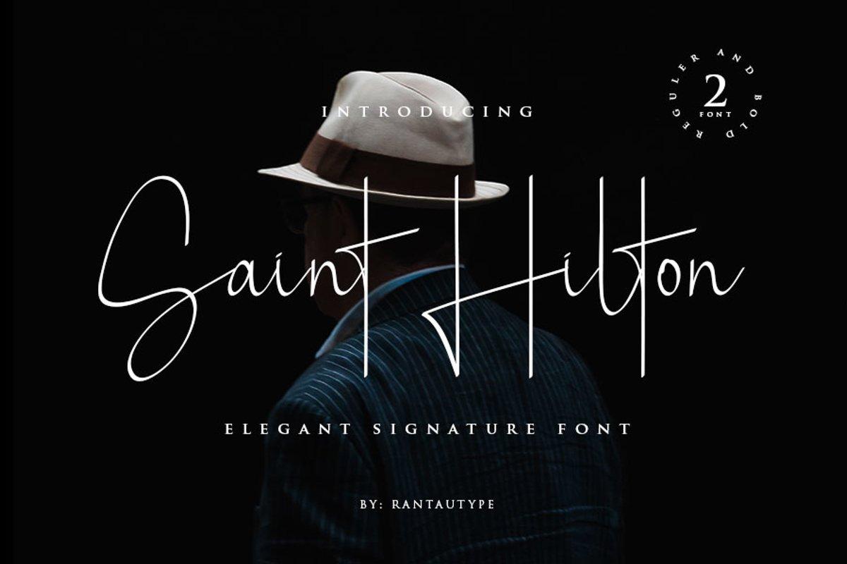 Saint Hilton example image 1