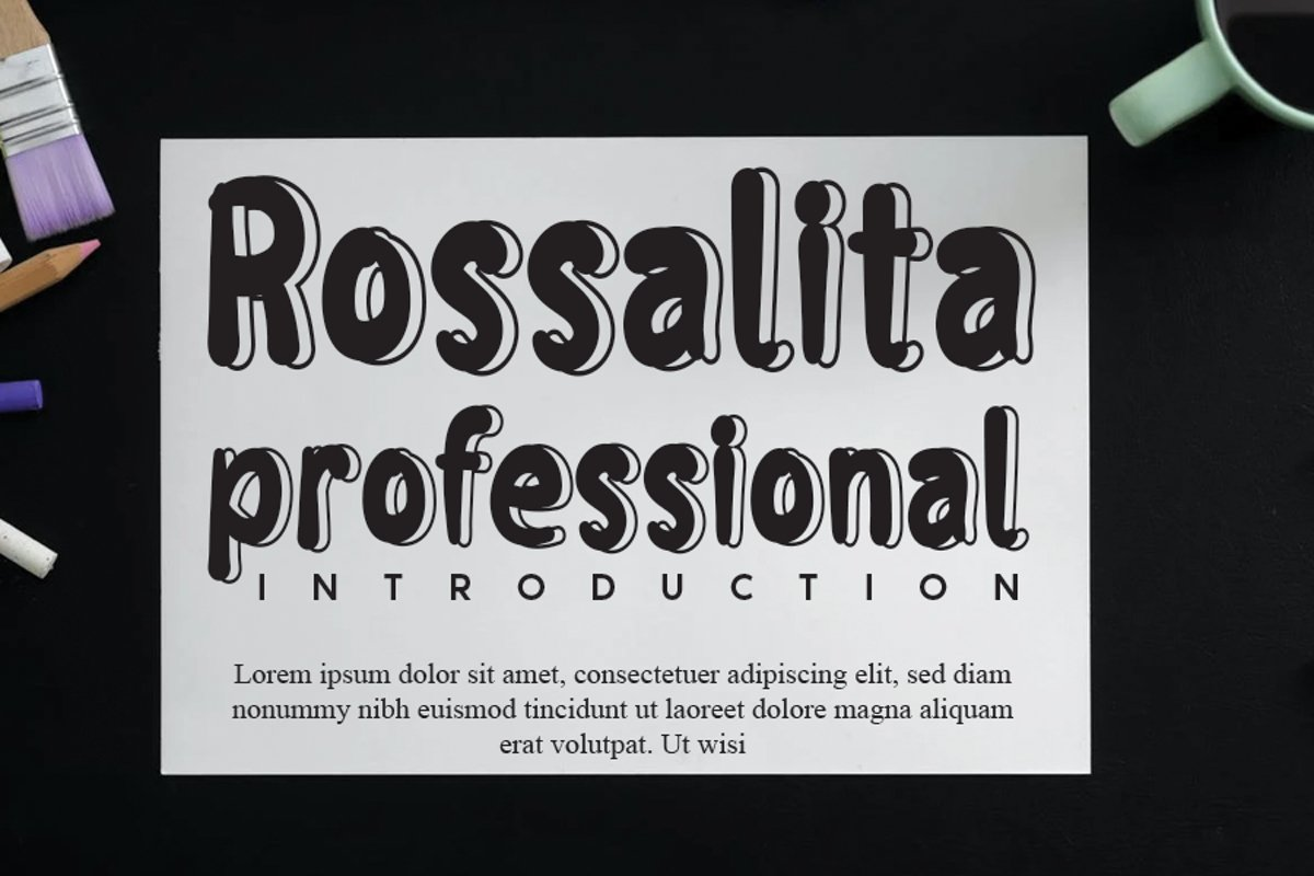 Rossalita example image 1