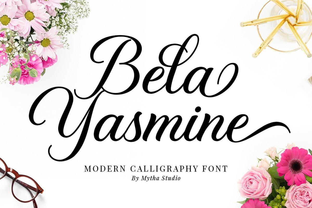Bela Yasmine example image 1