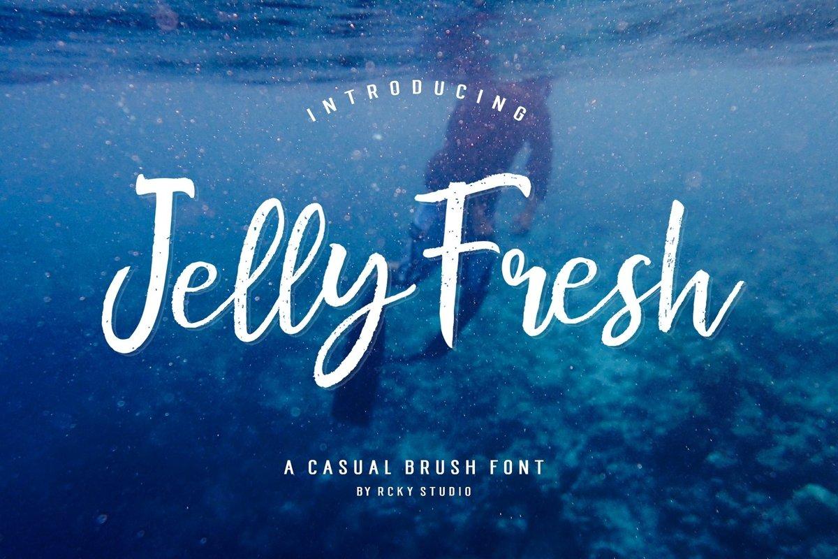 Jelly Fresh example image 1