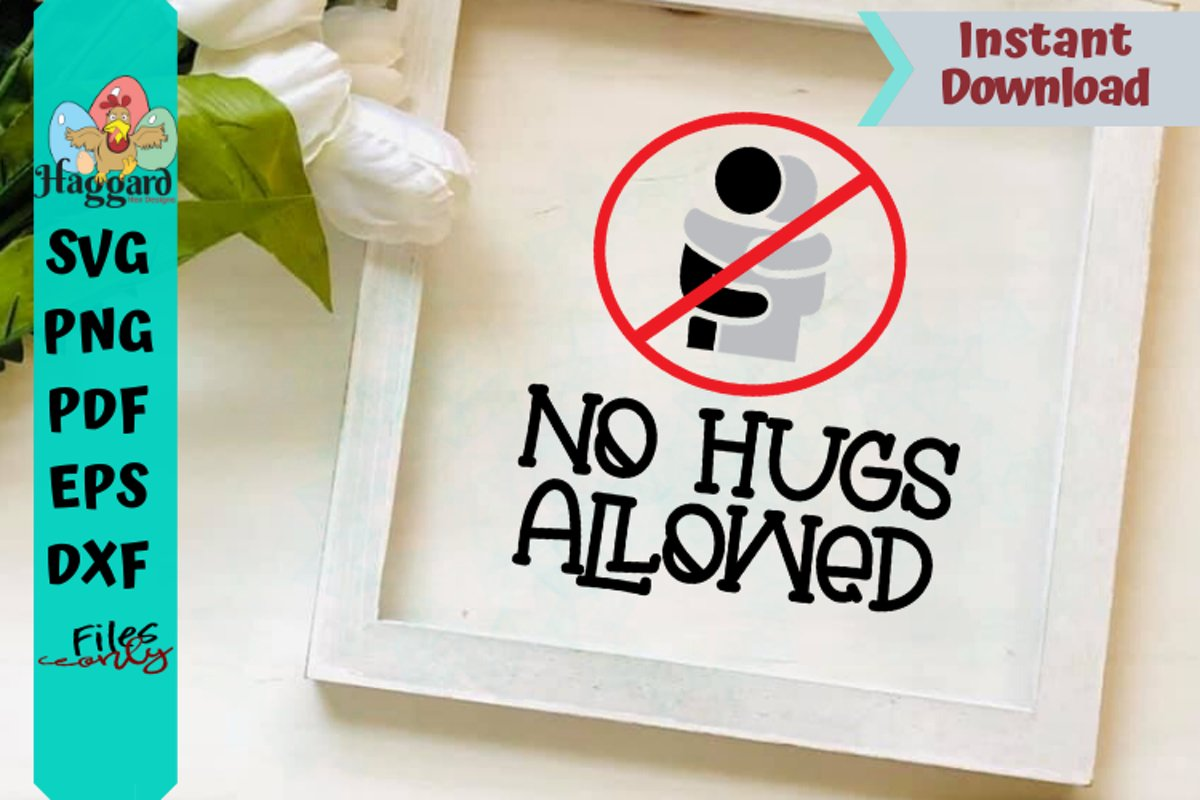 No Hugs Allowed example image 1