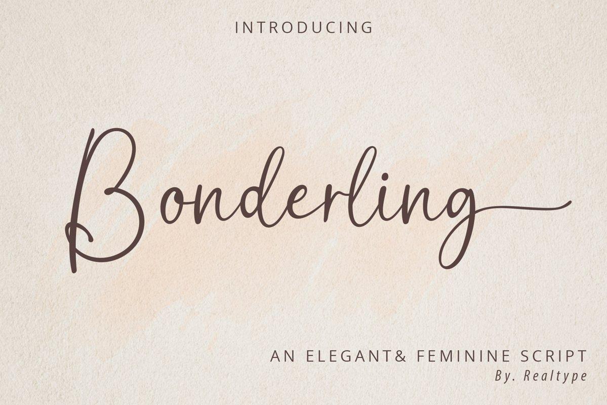 Bonderling example image 1