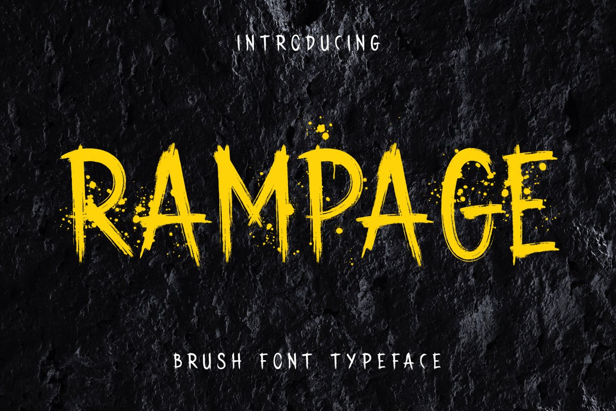 Rampage example image 1