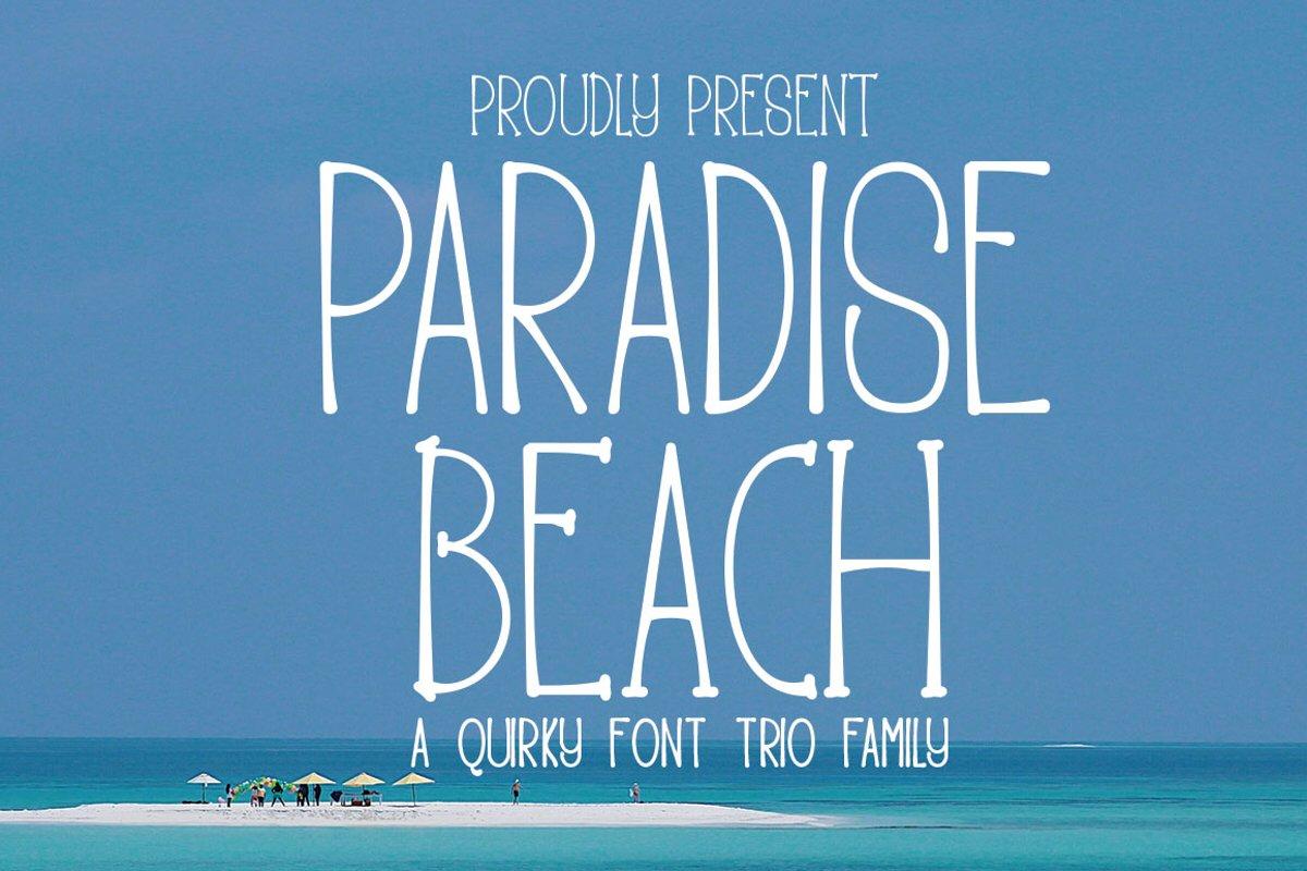 Paradise Beach example image 1