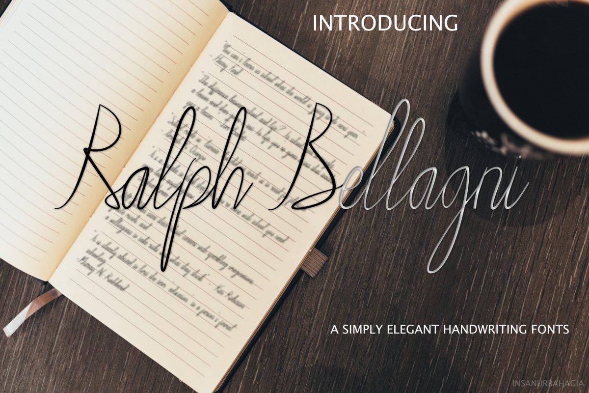 Ralph Bellagni Script example image 1